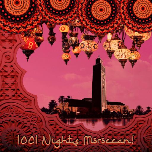 ATE 1001 Nights Moroccan Logo