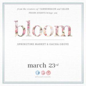 Bloom Springtime Market 2019