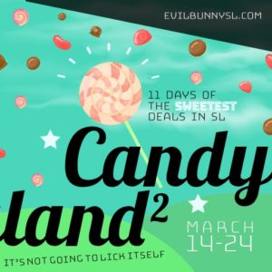 EB Candyland 2 March 2020