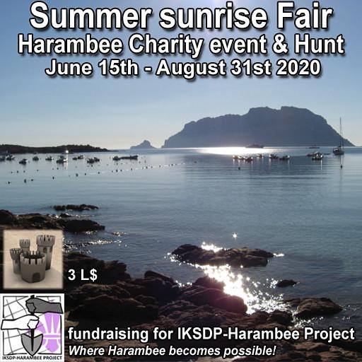 Harambee Summer Sunrise Fair June 2020