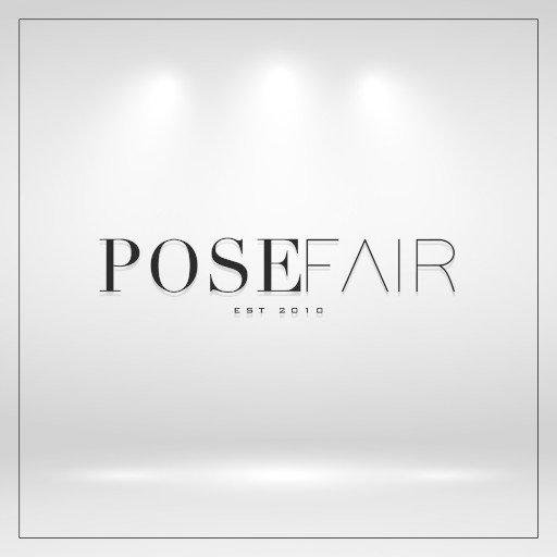 Pose Fair Logo