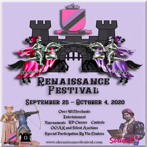 SL Renaissance Festival October 2020