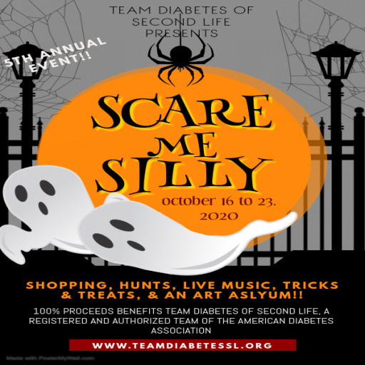 Scare Me Silly October 2020